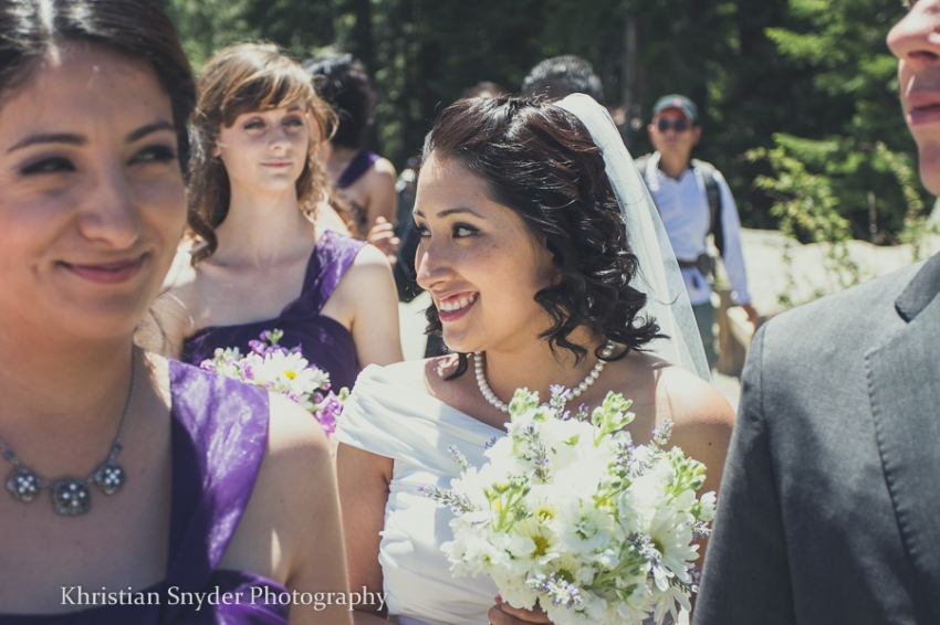 Sam and Veronicas Yosemite Wedding {Married}