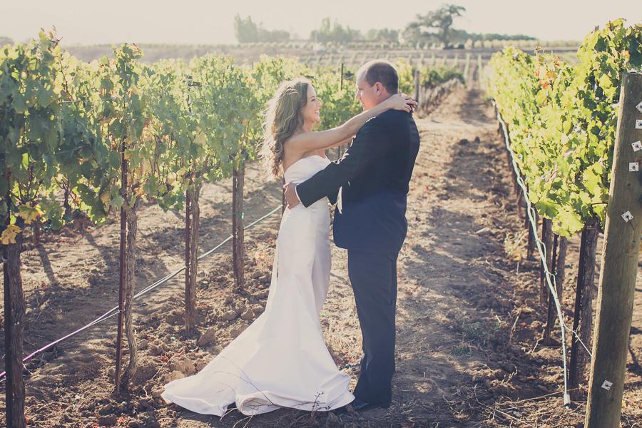 Sunstone Vineyard Wedding