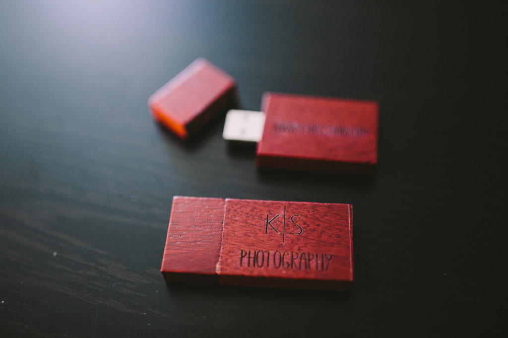 USB drive for photographers