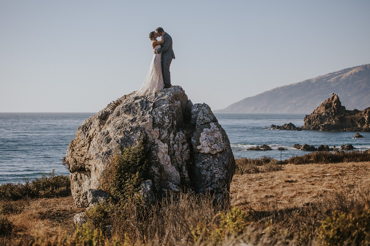Big Sur Wedding Photography
